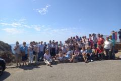 Grupo en Cabo de Gata (Julio 2021)