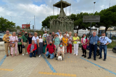 Grupo en Chipiona (Junio 2021)