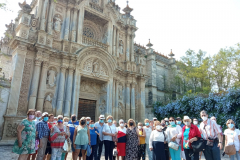 Grupo en Jerez (Junio 2021)