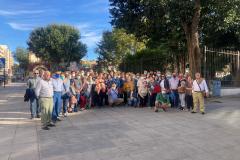 Grupo en La Mancha (octubre 2021)