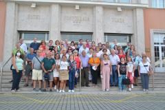 Grupo en Leon (Agosto 2021)