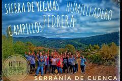 Grupo en Serrania de Cuenca  (octubre 2021)